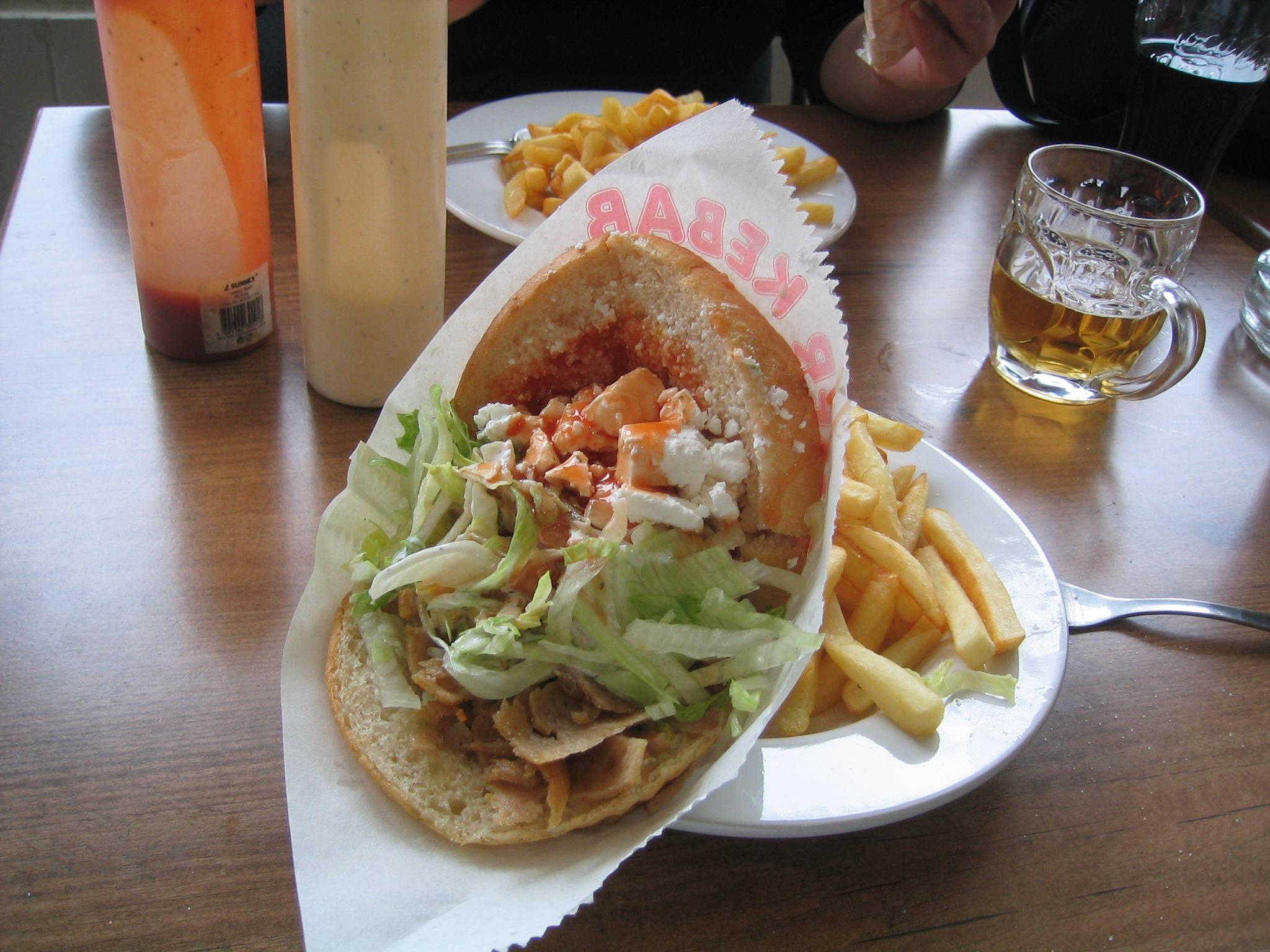 Kebab Gay Arabe Madrid