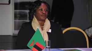 H.E. Ms. Grace M. Mutale Kabwe